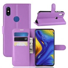 Luurinetti Flip Wallet Mi Mix 3 purple