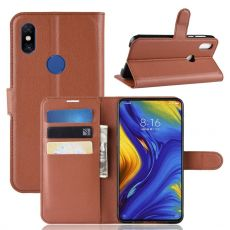 Luurinetti Flip Wallet Mi Mix 3 brown
