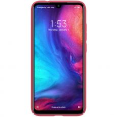 Nillkin Super Frosted Xiaomi Redmi Note 7 Red