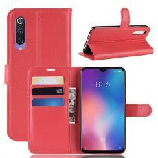 LN Flip Wallet Xiaomi Mi 9 SE red