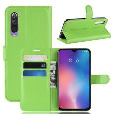 LN Flip Wallet Xiaomi Mi 9 SE green