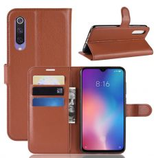 LN Flip Wallet Xiaomi Mi 9 SE brown