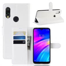Luurinetti Flip Wallet Xiaomi Redmi 7 White