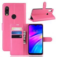 Luurinetti Flip Wallet Xiaomi Redmi 7 Rose
