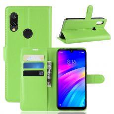 Luurinetti Flip Wallet Xiaomi Redmi 7 Green