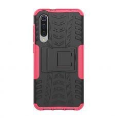 LN kuori tuella Xiaomi Mi 9 SE rose
