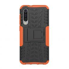 LN kuori tuella Xiaomi Mi 9 SE orange