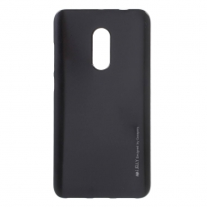 Goospery Redmi Note 4 TPU-suoja black