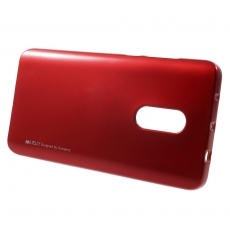Goospery Redmi Note 4 TPU-suoja red