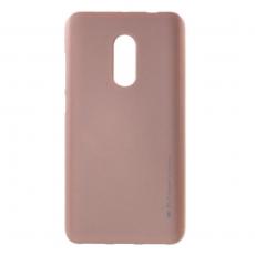 Goospery Redmi Note 4 TPU-suoja pink