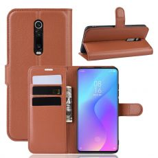 LN Flip Wallet Xiaomi Mi 9T/9T Pro Brown