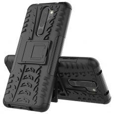 LN kuori tuella Redmi Note 8 Pro black