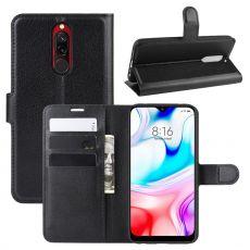 LN Flip Wallet Xiaomi Redmi 8 black