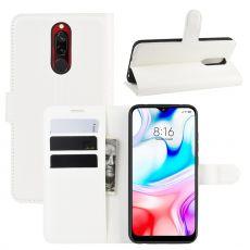 LN Flip Wallet Xiaomi Redmi 8 white