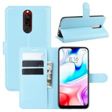 LN Flip Wallet Xiaomi Redmi 8 blue