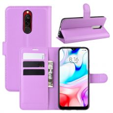 LN Flip Wallet Xiaomi Redmi 8 purple