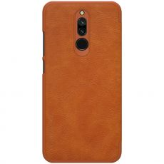 Nillkin Qin Flip Cover Xiaomi Redmi 8 brown