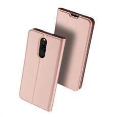 Dux Ducis Business-kotelo Xiaomi Redmi 8 rose