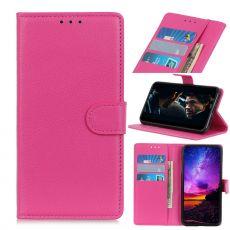 LN Flip Wallet Redmi Note 8T pink