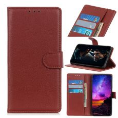 LN Flip Wallet Redmi Note 8T brown
