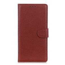 LN Flip Wallet Mi Note 10/10 Pro brown