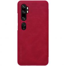 Nillkin Qin Flip Cover Mi Note 10/10 red