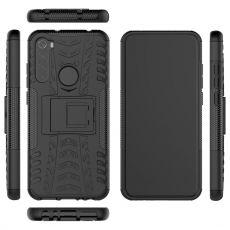 LN kuori tuella Redmi Note 8T black