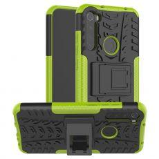 LN kuori tuella Redmi Note 8T green
