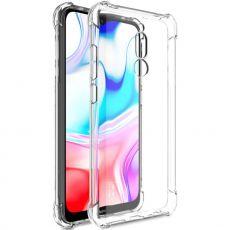 Imak läpinäkyvä Pro TPU-suoja Redmi 8