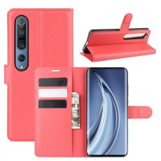 LN Flip Wallet Xiaomi Mi 10/Mi 10 Pro red
