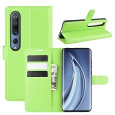 LN Flip Wallet Xiaomi Mi 10/Mi 10 Pro green