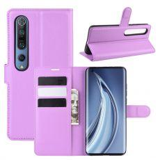 LN Flip Wallet Xiaomi Mi 10/Mi 10 Pro purple