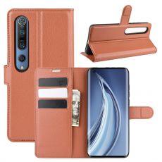LN Flip Wallet Xiaomi Mi 10/Mi 10 Pro brown