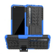 LN kuori tuella Mi 10/Mi 10 Pro blue