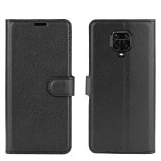 LN Flip Wallet Xiaomi Redmi Note 9 Pro Black