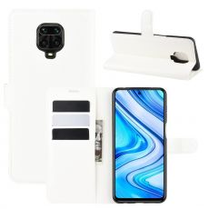 LN Flip Wallet Xiaomi Redmi Note 9 Pro White
