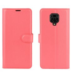 LN Flip Wallet Xiaomi Redmi Note 9 Pro Red