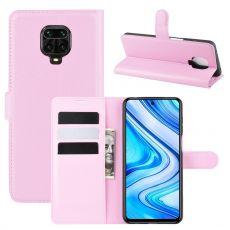 LN Flip Wallet Xiaomi Redmi Note 9 Pro Pink