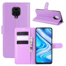 LN Flip Wallet Xiaomi Redmi Note 9 Pro Purple