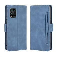 LN 5card Flip Wallet Xiaomi Mi 10 Lite 5G Blue