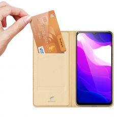 Dux Ducis Business-kotelo Xiaomi Mi 10 Lite 5G Gold