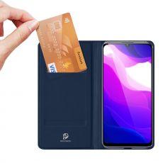 Dux Ducis Business-kotelo Xiaomi Mi 10 Lite 5G Blue