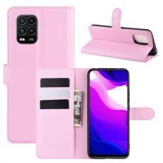 LN Flip Wallet Xiaomi Mi 10 Lite 5G Pink