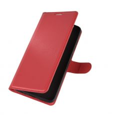 LN Flip Wallet Redmi Note 9 Red