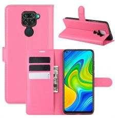 LN Flip Wallet Redmi Note 9 Rose