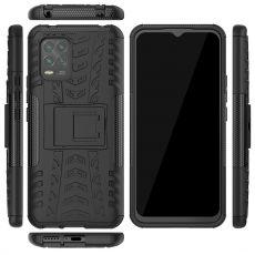 LN suojakuori tuella Xiaomi Mi 10 Lite 5G Black