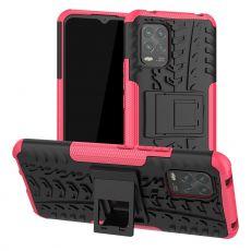 LN suojakuori tuella Xiaomi Mi 10 Lite 5G Rose