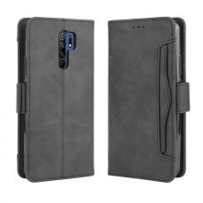 LN 5card Flip Wallet Xiaomi Redmi 9 Black