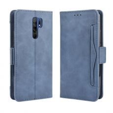 LN 5card Flip Wallet Xiaomi Redmi 9 Blue