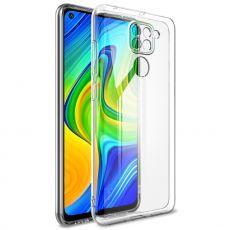 Imak läpinäkyvä TPU-suoja Redmi Note 9
